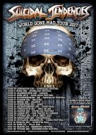 WORLD GONE MAD SUMMER TOUR DATES ANNOUNCED!