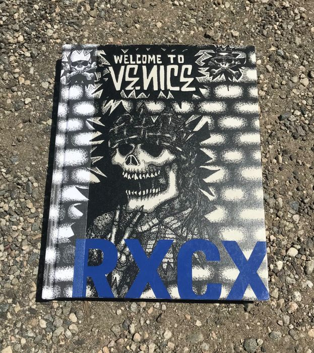 RxCx 'WELCOME TO VENICE' BOOK PREORDERS