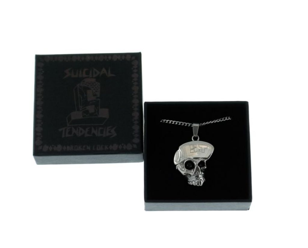 THE CYCO SKULL NECKLACE CHAIN!